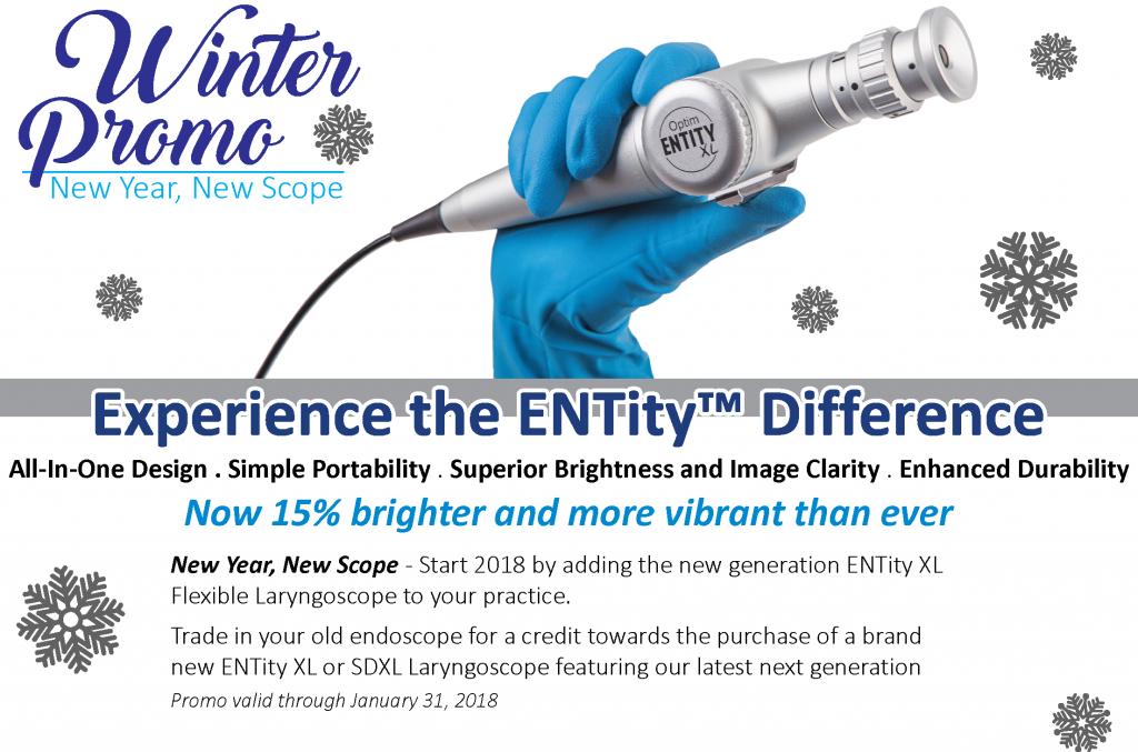 ENTity Winter Promo